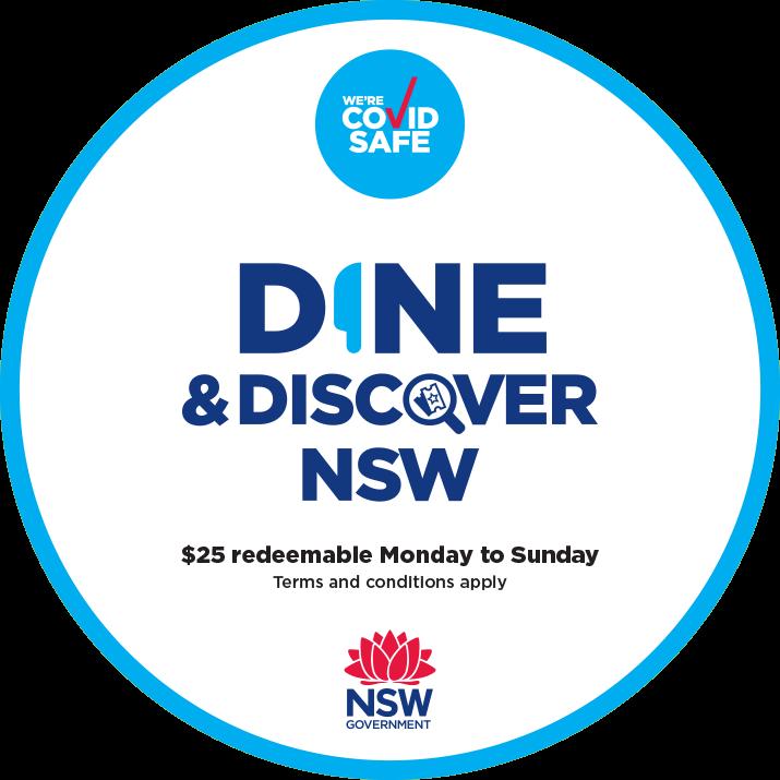 Dine & discover